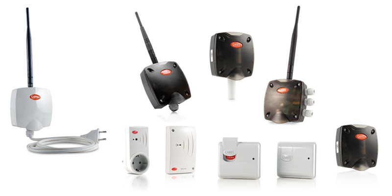 CAREL Wireless sensors