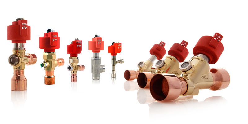 Electronic expansion valves - ExV