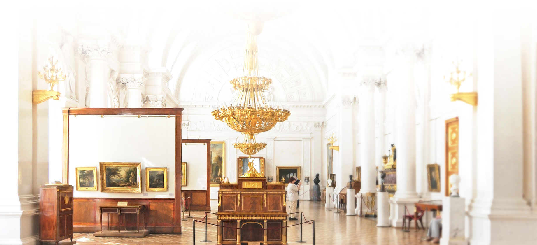 Museums: maintaining the right temperature and humidity level