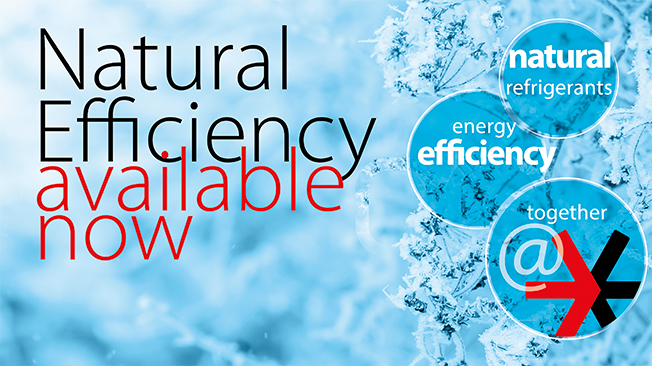 Natural efficiency, available now
